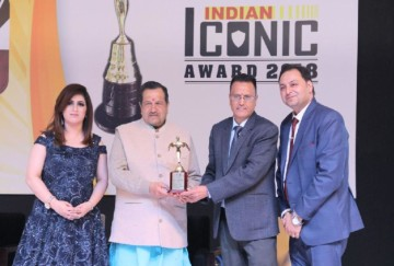 Indian Icon Award for hb negi kinnaur himachal