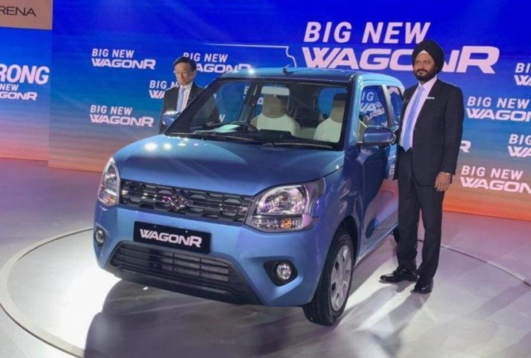 2019 New Maruti WagonR launch