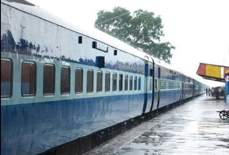 Indian Railway Changed Chandigarh Jaipur Intercity Time