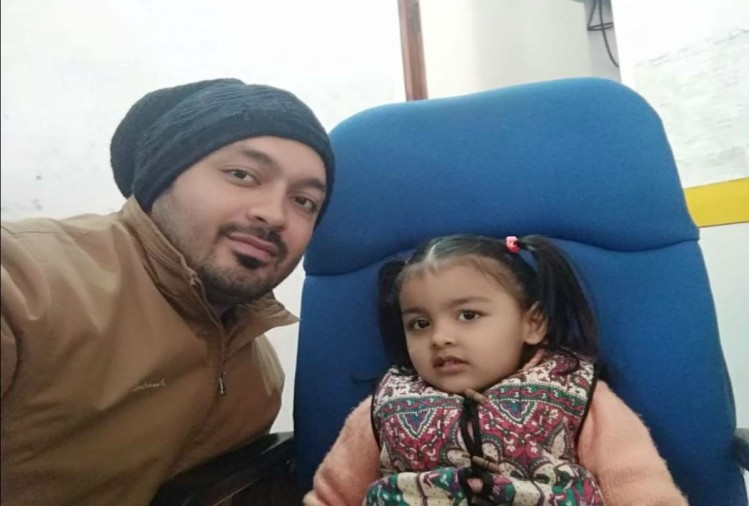 selfie with daughter