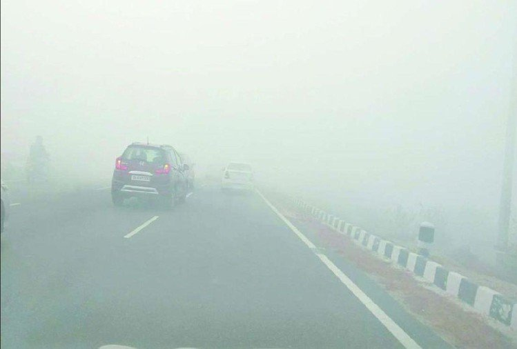 Fog rainfall and Snowfall Expected on 22nd and 23rd in uttarakhand five Districts