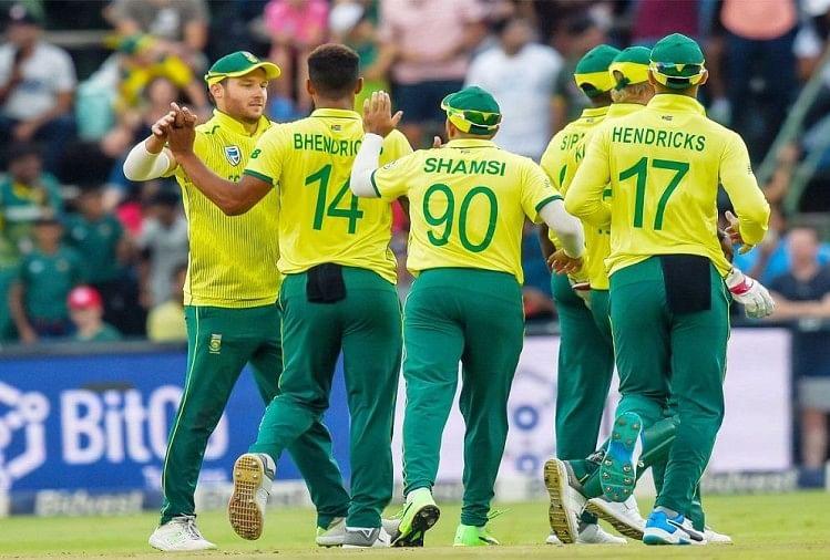 South Africa Beat Pakistan To Win Series 2-0 - पाकिस्तान को 7 रन से हराकर  दक्षिण अफ्रीका ने टी-20 सीरीज पर किया कब्जा - Amar Ujala Hindi News Live