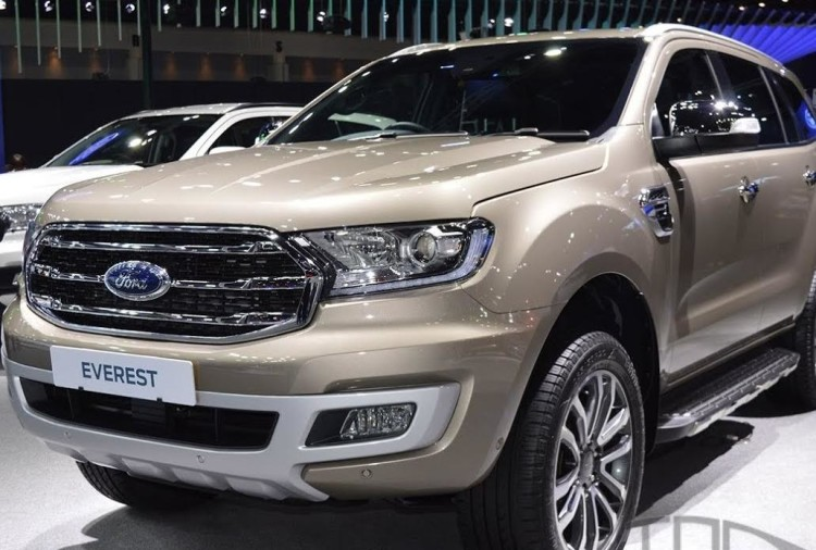 2019 Ford Endeavour-2