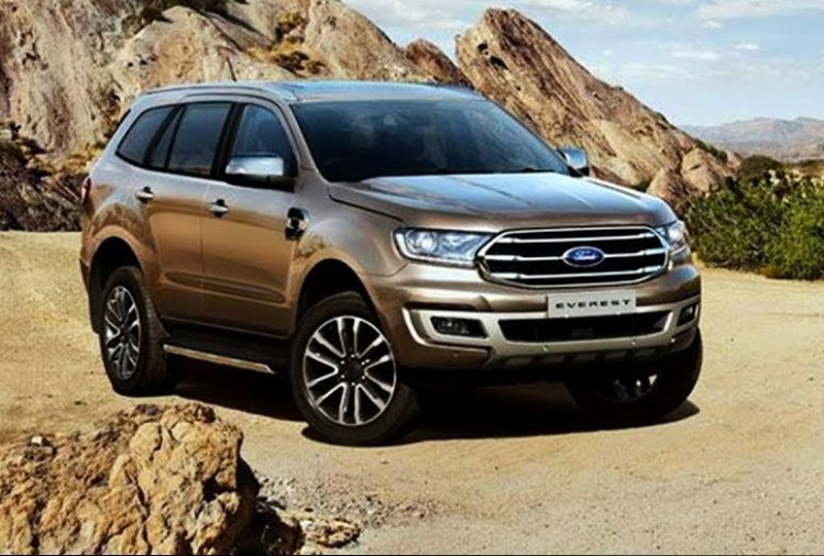 2019 Facelift Ford Endeavour Will Be Launched On February 22