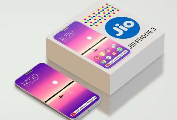 Reliance Jio Phone 3 May Launch With Touch Screen Display