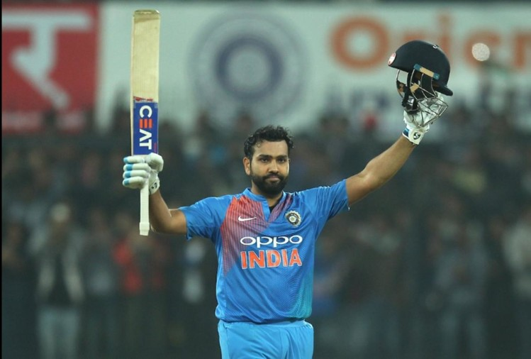 Rohit Sharma Become Highest Run Scorer Of T20 Cricket And