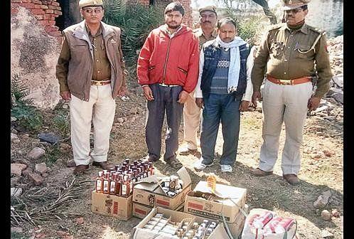 Bildergebnis für उत्तर भारत में 90 लोग अवैध शराब से मारे गए हैं