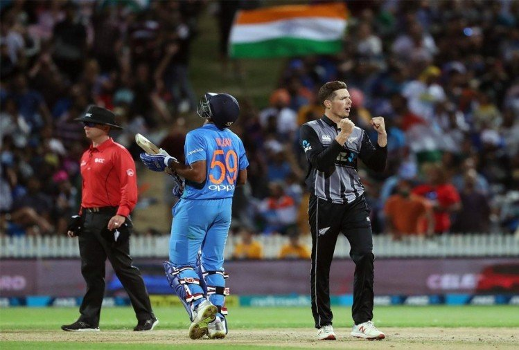 Live scorecard of India vs New Zealand, third and final T20 match from Hamilton