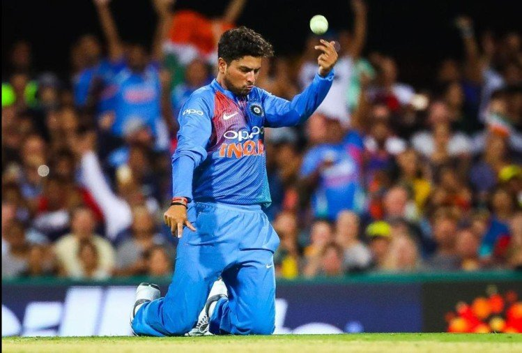 ICC T20 Rankings: Kuldeep Yadav jumps to second spot, India behind Pakistan