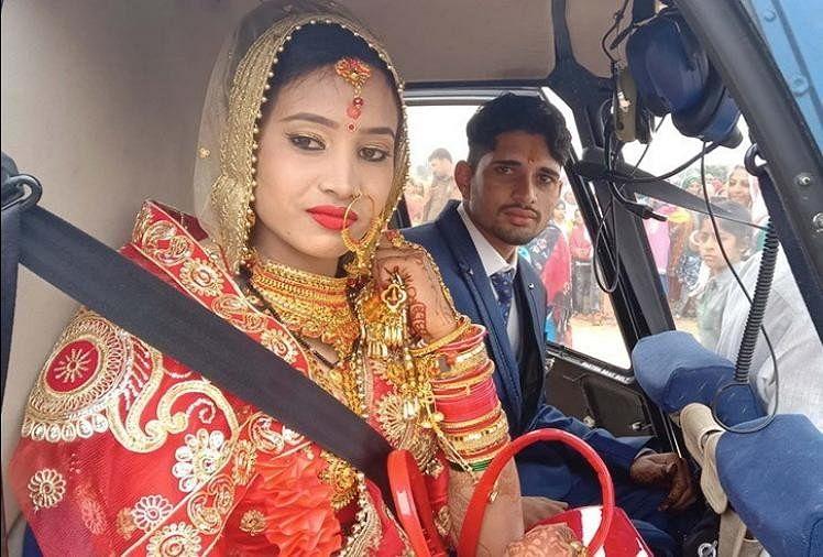 गोहाना में अनोखी शादी
