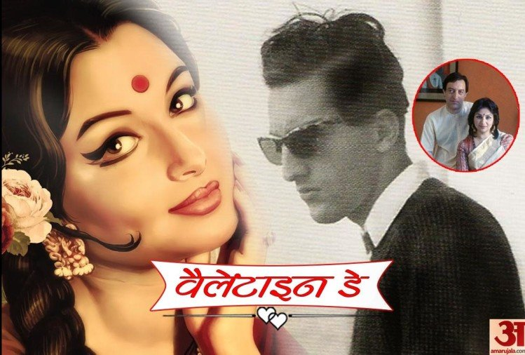 Valentine Day special: Love story of Mansoor ali khan Pataudi and Sharmila Tagore