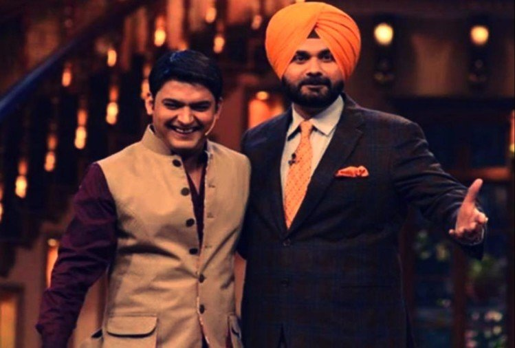Navjot Singh Sidhu Sacked From The Kapil Sharma Show After Pulwama Attack Statement