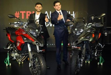 Benelli TRK 502 and 502x launch-1