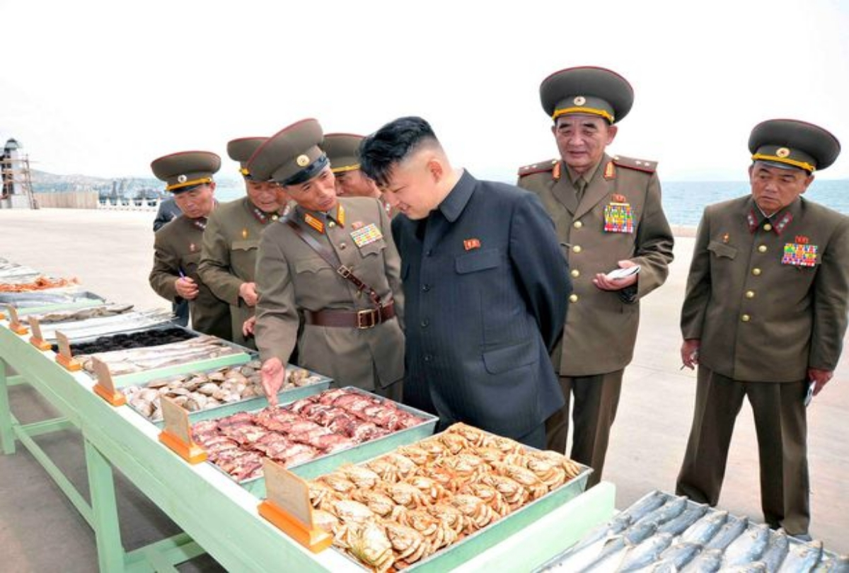 List Of Kim Jong Favorite Foods - खाने के बेहद ...