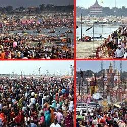 Kumbh 2019: आस्था की त्रिवेणी में भक्ति का संगम, आज1.60 करोड़ लोगों के डुबकी लगाने का अनुमान