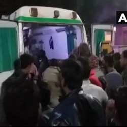 राजस्थान : प्रतापगढ़ में अनियंत्रित ट्रक ने बरातियों को कुचला, 15 की मौत, 35 घायल