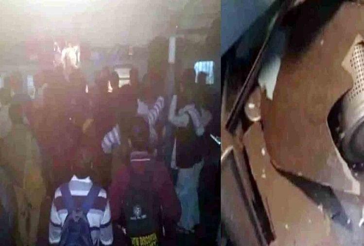 छह माह पूर्व कानपुर के पास बर्राजपुर रेलवे स्टेशन पर कालिंदी एक्सप्रेस ट्रेन में हुए विस्फोट कांड की जांच ठंडे बस्ते में पड़ी है
