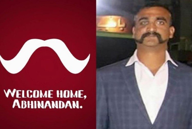 Pizza Hut offers personal pan pizza for free if your name is Abhinandan