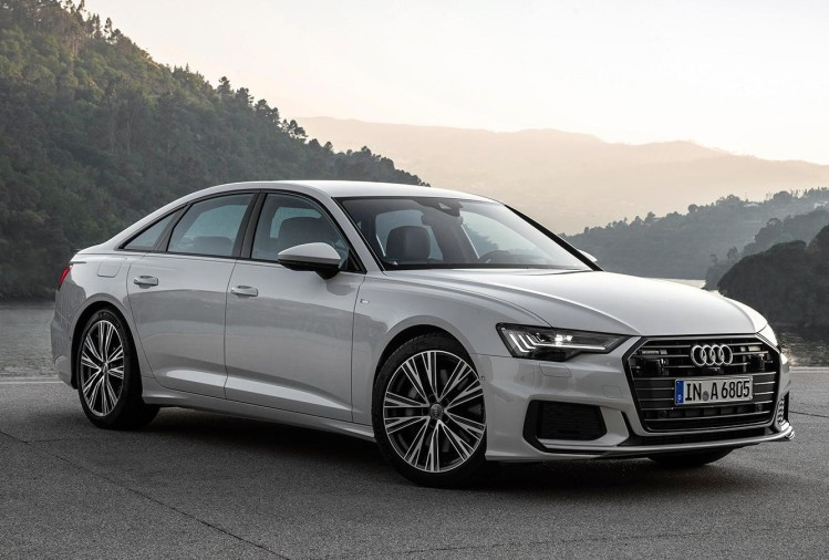 Audi A6 Lifestyle Launched India With Mobile Express Coffee Machine
