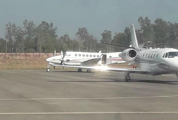 अंतरराष्ट्रीय स्तर का ग्रीन फील्ड एयरपोर्ट अटरिया रोड पर पंतनगर विवि के अधीन चिह्नित 1122 एकड़ भूमि पर ही बनेगा।