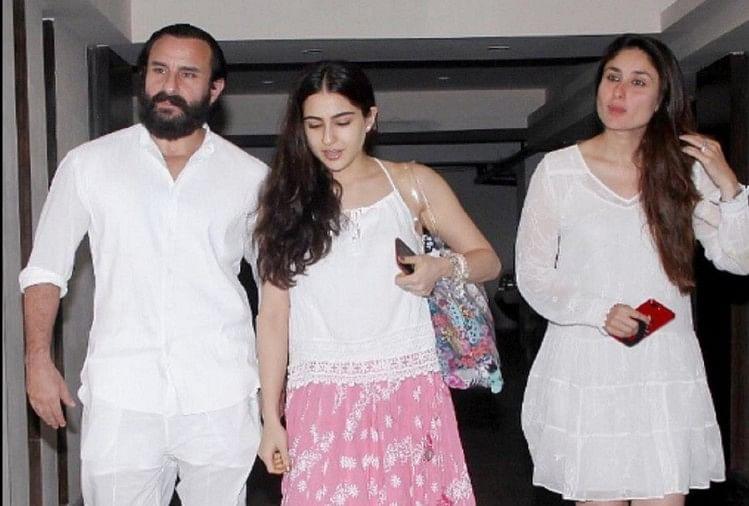 करीना कपूर के साथ निजी रिश्ते पर पहली बार सारा अली खान का बड़ा खुलासा, बताया कैसी हैं सौतेली मां? - Entertainment News: Amar Ujala