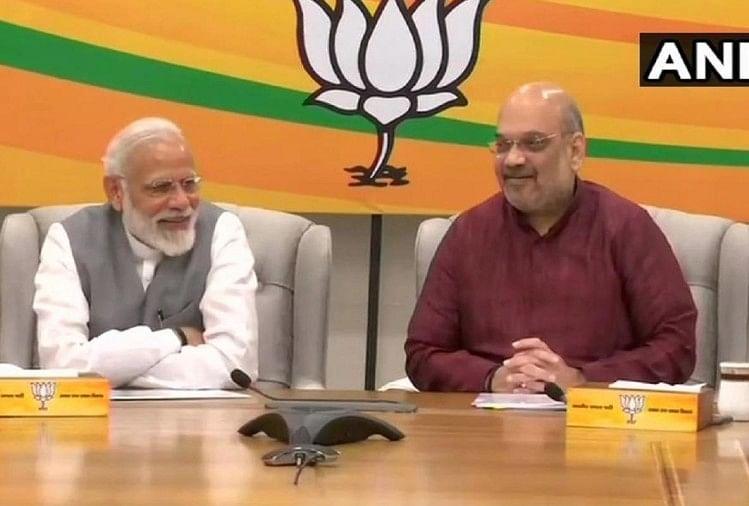 प्रधानमंत्री नरेंद्र मोदी और अमित शाह (फाइल फोटो)
