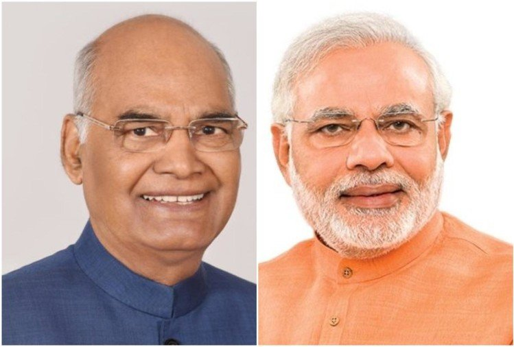 Indian Air Force Day 2020: President, PM Modi, Shah-Rajnath congratulate  air heroes  - president kovind prime minister modi 1552021154