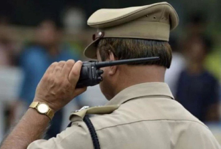 यूपी पुलिस फाइल फोटो