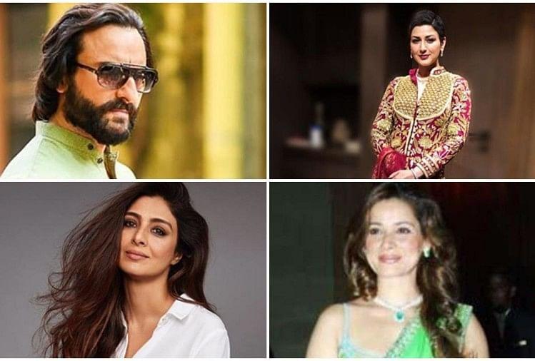 सैफ अली खान, अभिनेत्री सोनाली बेंद्रे, तब्बू, नीलम कोठारी को अदालत ने नोटिस जारी किया है