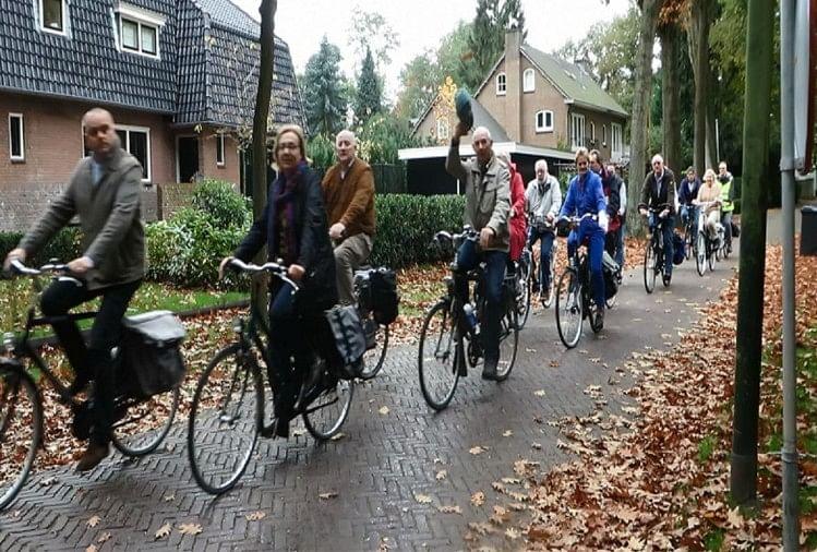 Image result for साइकिल से ऑफिस जाने पर मिलते हैं