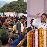 देहरादून में राहुल गांधी की रैली