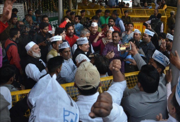 delhi election 2020: here is calculation of muslim dominated assembly seats in delhi