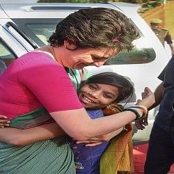 प्रियंका गांधी कांग्रेस नेता से हुईं नाराज, घाट पर बच्चों से मुलाकात का कार्यक्रम किया रद्द