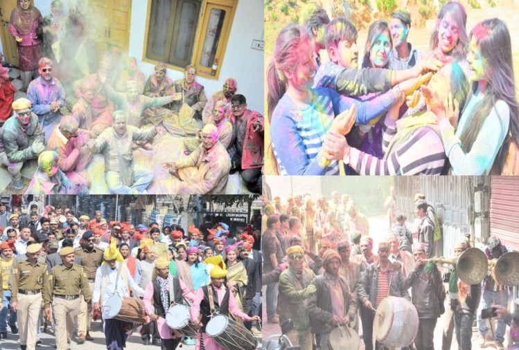 choti holi celebrated in many parts of himachal pradesh