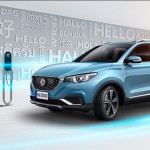 MG Motors EZS electric SUV