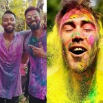 Holi 2019: This is how Indian cricket team and foreign player celebrate holi