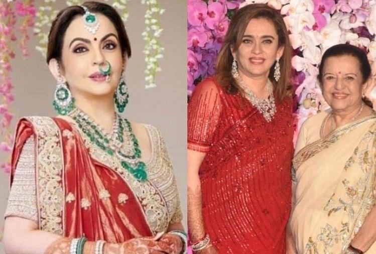खूबसूरती में नीता अंबानी को मात देती हैं उनकी बड़ी बहन, लाइमलाइट से दूर  जीती हैं साधारण जिंदगी - Entertainment News: Amar Ujala