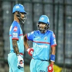 IPL 2019 LIVE: दिल्ली के 50 रन पूरे, धवन-अय्यर क्रीज पर जमे हुए