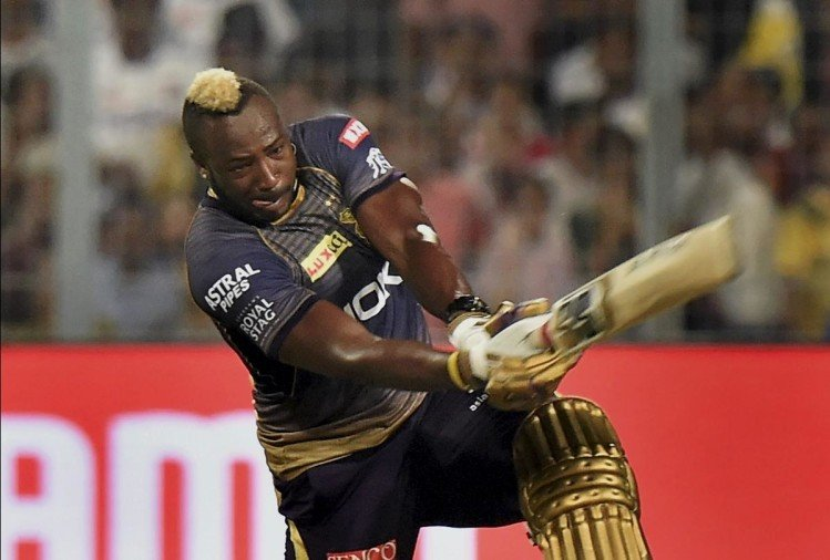kolkata knight riders team ,andre russell ,andre russell sixers,हारकर,रिकॉर्ड बना,कोलकाता,IPL,आस,टीम