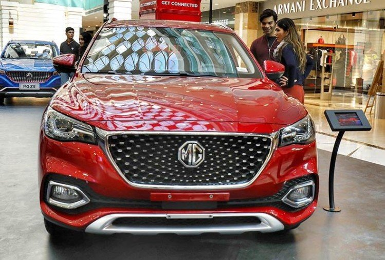 MG-Hector india launch