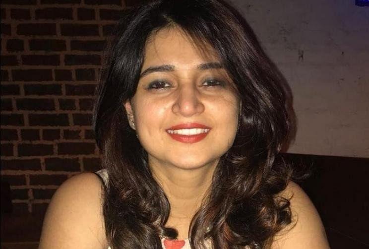 मृतक महिला अधिकारी नेहा शौरी