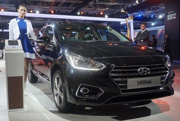 Hyundai verna boot space