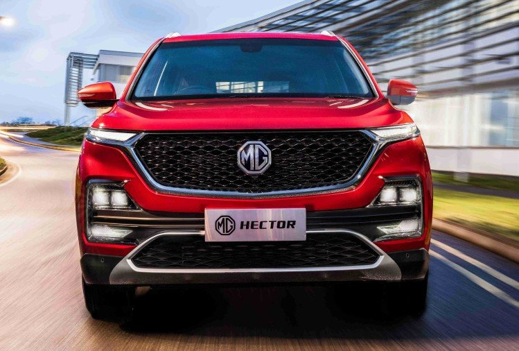 MG Hector India Launch