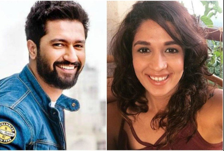 Harleen Shetty and Vicky Kaushal