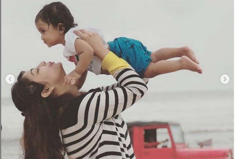 Diya Aur Baati Hum Actress Pooja Sharma Pregnant Again Share