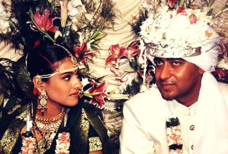Kajol Ajay Devgn wedding