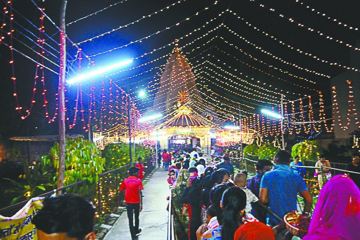 Mansa Devi Temple Meerut: Mata Make All Wish Come True - मेरठ के इस मंदिर  में आंखें खोलकर मांगें मन्नत, मां मंशा देवी करती हैं हर मनाकामना पूरी -  Amar Ujala Hindi