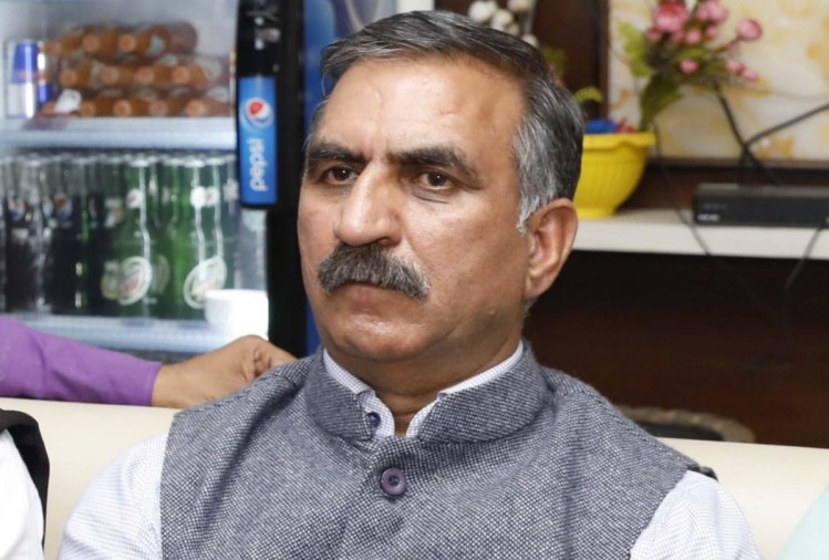 Details of property of MLAs should be made public in the portal of Vidhan Sabha: Sukhu