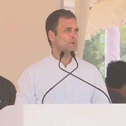 राहुल गांधी के फ्लाइट इंजन में आई खराबी, आधे रास्ते से लौटते वक्त रैलियों में देरी के लिए जताया खेद