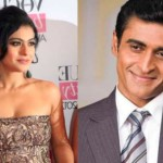 Kajol and Mohnish Bahl